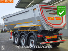 n/a 25m3 Stahl Kipper SAF Liftachse semi-trailer