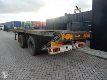 Pacton 2x20 ft / 1x40ft / Double montage / Steel suspension semi-trailer