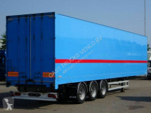 Kel-Berg CLOSED BOX / DOUBLE STOCK / HW FLOOR semi-trailer