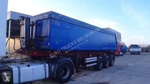 semi reboque Carnehl SK 34 (BPW-axles / CHASSIS STEEL / TIPPER ALU)