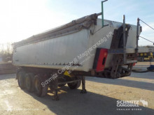 Schmitz Cargobull Tipper Alu-square sided body 24m³ semi-trailer