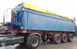 Langendorf SKA 24/28 Thermo Stahl/Alu Luft 33 m³ semi-trailer