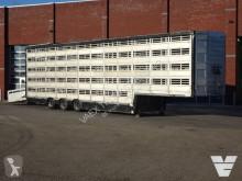 Pezzaioli 5 Stock Livestock trailer semi-trailer