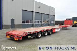 Hangler STZL 24-300 | 6 m EXTENDABLE * STEERING AXLE semi-trailer