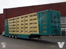 Menke 5 Stock Livestock trailer semi-trailer