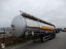 semirimorchio Feldbinder TSA 52 m3 / 3 Compartments / ADR / Steam heating / BPW Disc