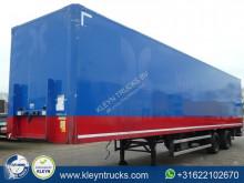 Groenewegen DRO 12-20 steeraxle taillift semi-trailer