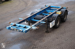semi remorque Krone Container chassis 20ft. / BPW eco plus