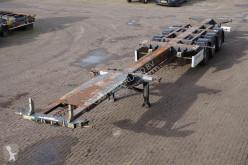semi remorque D-TEC Container chassis 45ft. / Multi / damaged