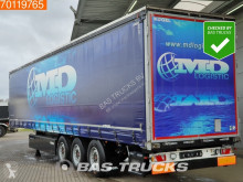 trailer Kögel S24-1 Hubdach SAF Palettenkasten