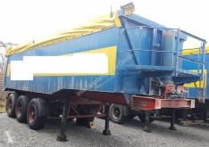 Langendorf SKA 24/28 Thermo Stahl/Stahl Blatt 30 m³ semi-trailer