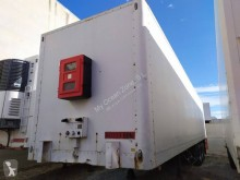 Fruehauf Paquetero semi-trailer