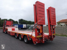 Lider trailer heavy equipment transport semi-trailer