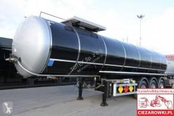 LAG for bitumen / asphalt 0-3-ST 34t ADR semi-trailer