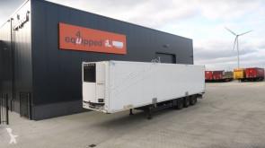 semi remorque Schmitz Cargobull Carrier Vector 1850 Multitemp, FRC: 10/2020, Double-Stock, Double-Compartiment, Huckepack