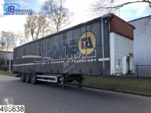 semi remorque Schmitz Cargobull Tautliner Roof height is adjustable, Disc brakes