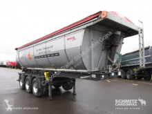 semi reboque Reisch Kipper Stahlrundmulde Thermomulde 25m³