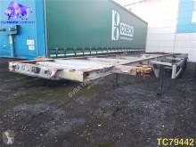 semi remorque Samro Container Transport