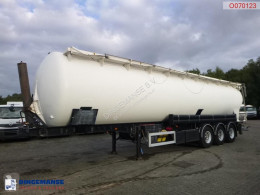 semirimorchio Feldbinder Powder tank alu 63 m3 / 1 comp (tipping)