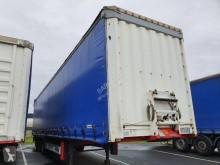 Krone Semi remorque bâchée CN 072 SV semi-trailer