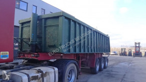 NFP SKS 3 (FRUEHAUF AXLES / DRUM BRAKES / STEEL CHASSIS AND TIPPER) semi-trailer