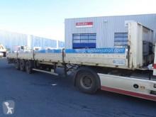 Fruehauf dropside flatbed semi-trailer