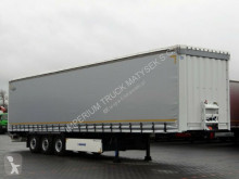 Krone CURTAINSIDER /STANDARD / PALLET BOX / semi-trailer