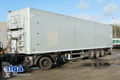 Knapen K 100, 92m³, 10mm Boden, Funk, Lift, Plane semi-trailer
