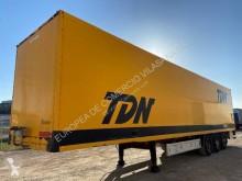 semi reboque Prim-Ball furgon paquetero