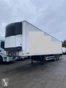 Chereau mono temperature refrigerated semi-trailer