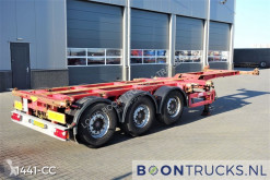 Broshuis半挂车 3 UCC-39/45 EU | DISC BRAKES * 20-30-40-45ft MULTICHASSIS