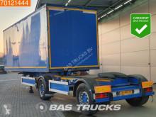 Renders B-Double LZV X-Steering Liftachse 2x Lenkachse semi-trailer