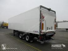 Schmitz Cargobull Tiefkühler Standard Doppelstock Ladebordwand