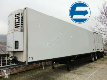 Meusburger refrigerated semi-trailer