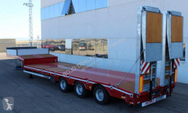 Rojo Trailer heavy equipment transport semi-trailer