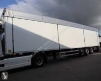 semi remorque fourgon Kraker trailers