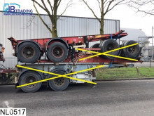 naczepa Fruehauf Container 10 UNITS, 20 FT container chassis, Steel suspension