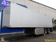 semi reboque Lambrecht City Trailer Closed Box
