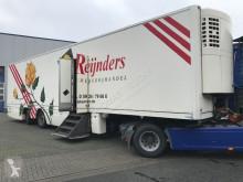Chereau 2-assige Koel/Vries, gestuurd, Laadklep mog. Race- Sport- Camper- semi-trailer
