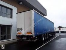 Fruehauf RIDEAUX COULISSANT AVEC HAYON semi-trailer