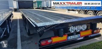Fruehauf DISPO NOIR MINES 1AN semi-trailer