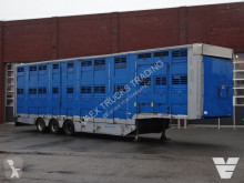 semi reboque Michieletto 3 Stock Livestock trailer