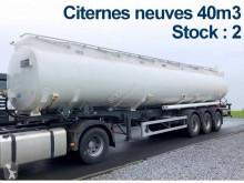 semi remorque Sodexim CITERNE ACIER CARBURANT 40 000 LITRES