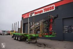 Diebolt timber semi-trailer