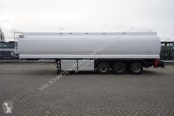 gebrauchter Auflieger Tankfahrzeug Chemische Erzeugnisse