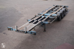 semi reboque Renders Container chassis 45ft. / Multi / Lift axle
