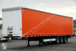 Krone CURTAINSIDER /STANDARD/ LIFTED AXLE / XL CERT semi-trailer