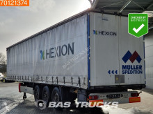 Krone Coil-Liner 885 cm. Coil Liftachse semi-trailer