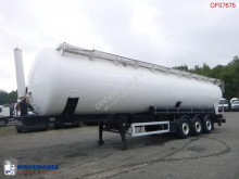 Feldbinder Powder tank alu 63 m3 (tipping) semi-trailer