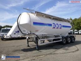 n/a Powder tank alu 40 m3 / 1 comp semi-trailer